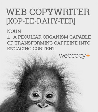 Web Copywriter Definition